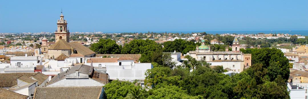 Vista de Sanlúcar de Barrameda